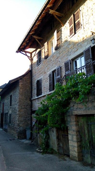 Maison de village de Vertrieu