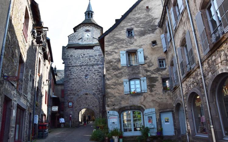 Besse, Auvergne – Photo ©ET