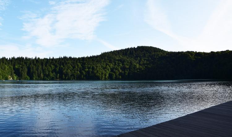 Lac Pavin, Auvergne – Photo ©ET