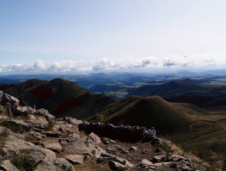 Puy de Sancy, Auvergne – Photo ©ET