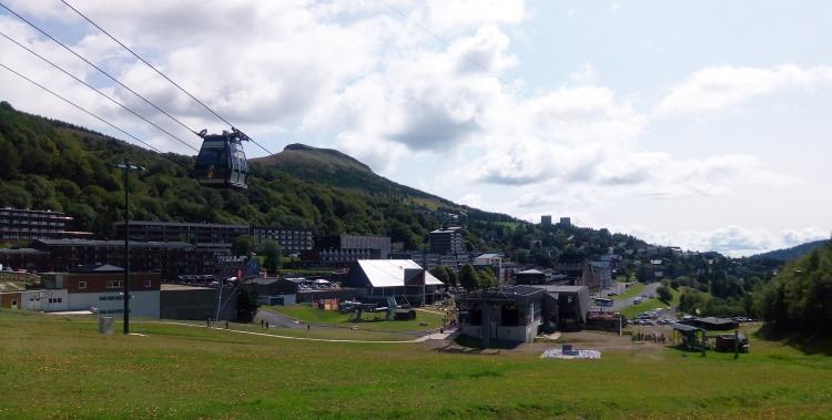 Station Super-Besse, Auvergne