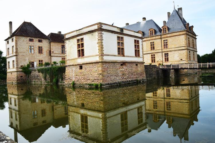 Château de Cormatin -Photo ©ET