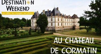 chateau cormatin