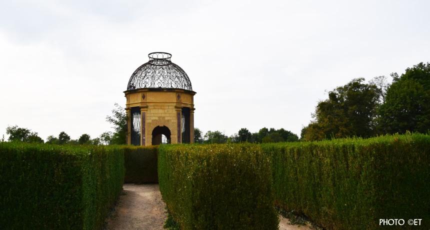 Jardins de Cormatin -Photo ©ET