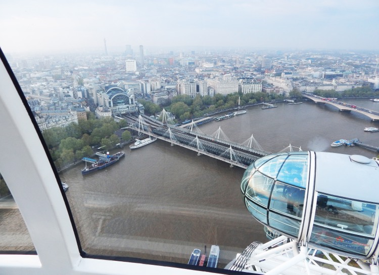 London Eye, Londres - Photo ©ET