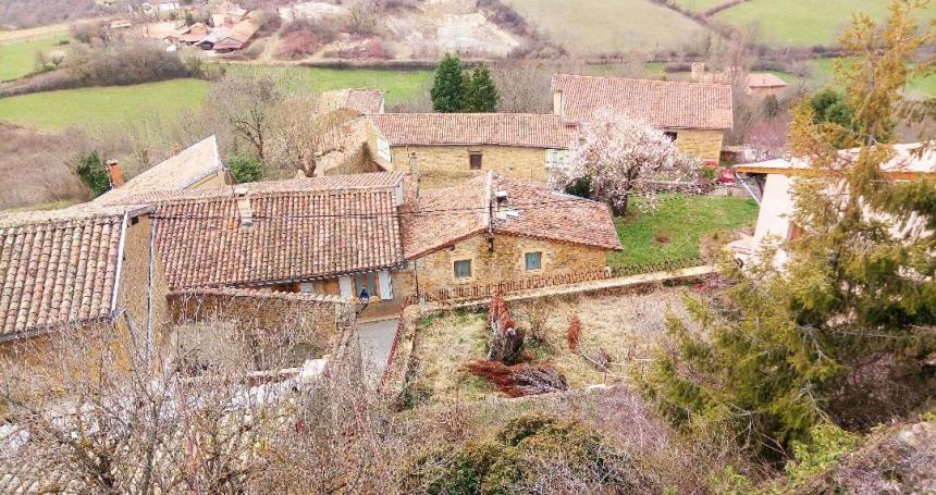 Village de Oingt, France©ET