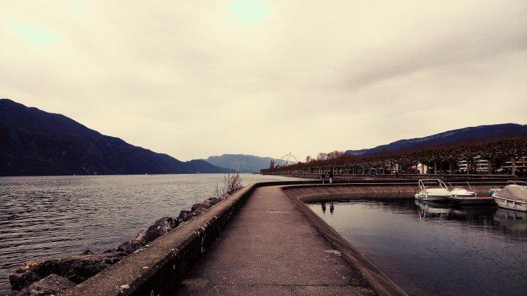 Lac Du Bourget, Aix Les Bains ©ET