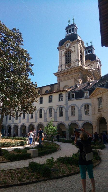 Hôtel Dieu de Lyon, France©ET