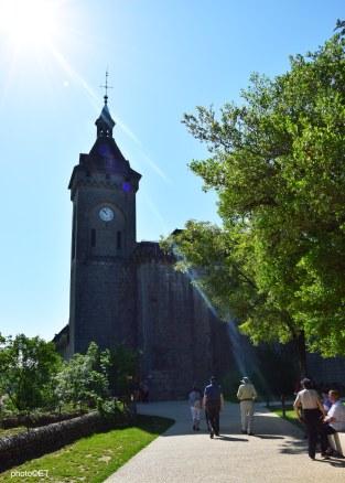 Chateau, Rocamadour ©ET