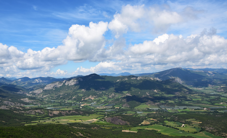 Montagne Chabre ©ET