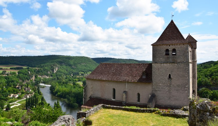Saint Cirq Lapopie ©ET