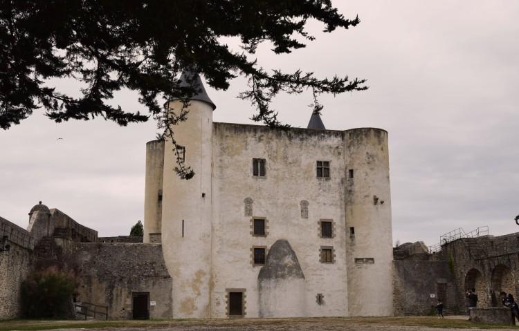 Château, Noirmoutier ©ET