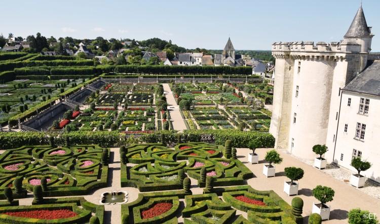 Château de Villandry ©ET