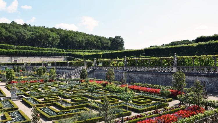 Potager, Château de Villandry ©ET